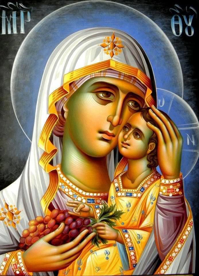 Mary Theotokos, the Mother of God