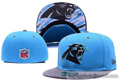 b6e249ac7e7 Cheap Wholesale Carolina Panthers 2016 NFL Draft Fitted Hats Size Caps for  slae at US 8.90