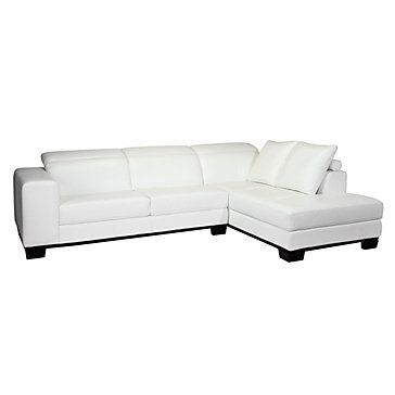 Couch Carol saw at zGallerie. Might be nice - 89  inside width. Questions  sc 1 st  Pinterest : z gallerie sectional - Sectionals, Sofas & Couches