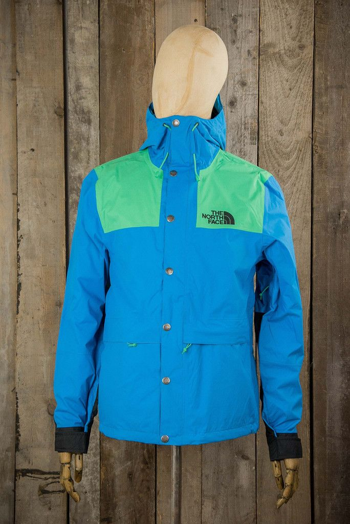 The North Face 1985 Rage Mountain Jacket - Quill Blue  04542ff41
