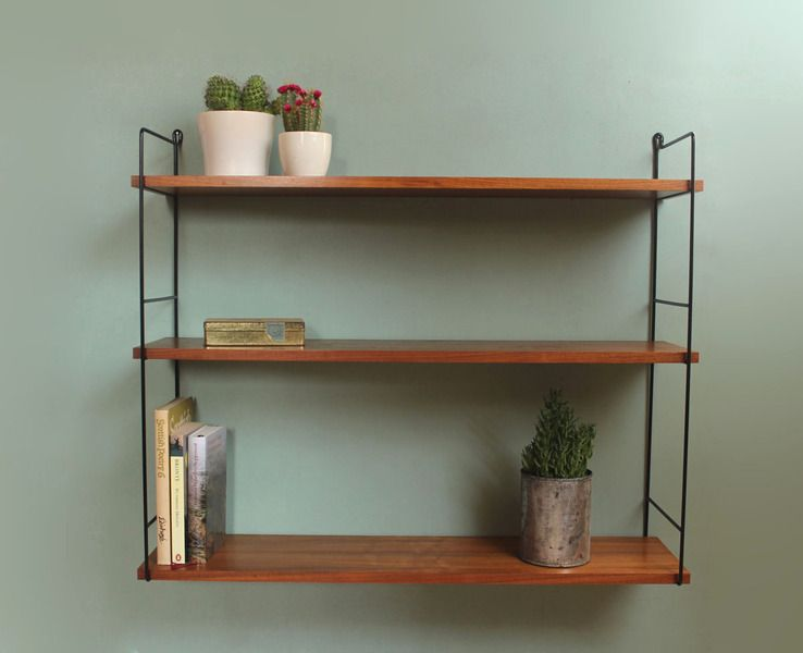 String Regal string regal emerald shelves string shelf and