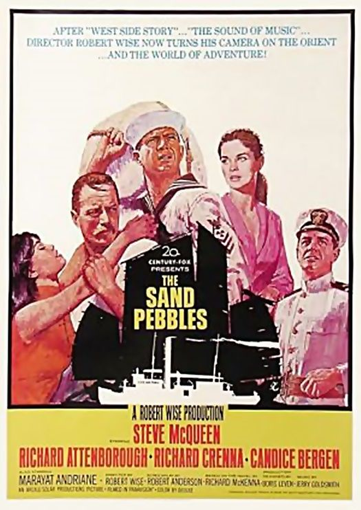 The Sand Pebbles, Best Picture