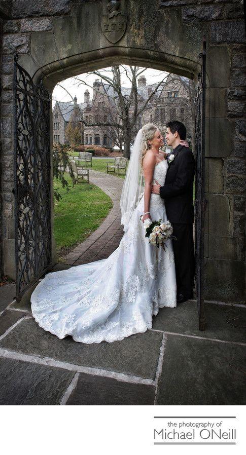 Michael ONeill Wedding Portrait Fine Art Photographer Long Island New York - Mill Neck Oheka deSeversky Wedding Pictures: