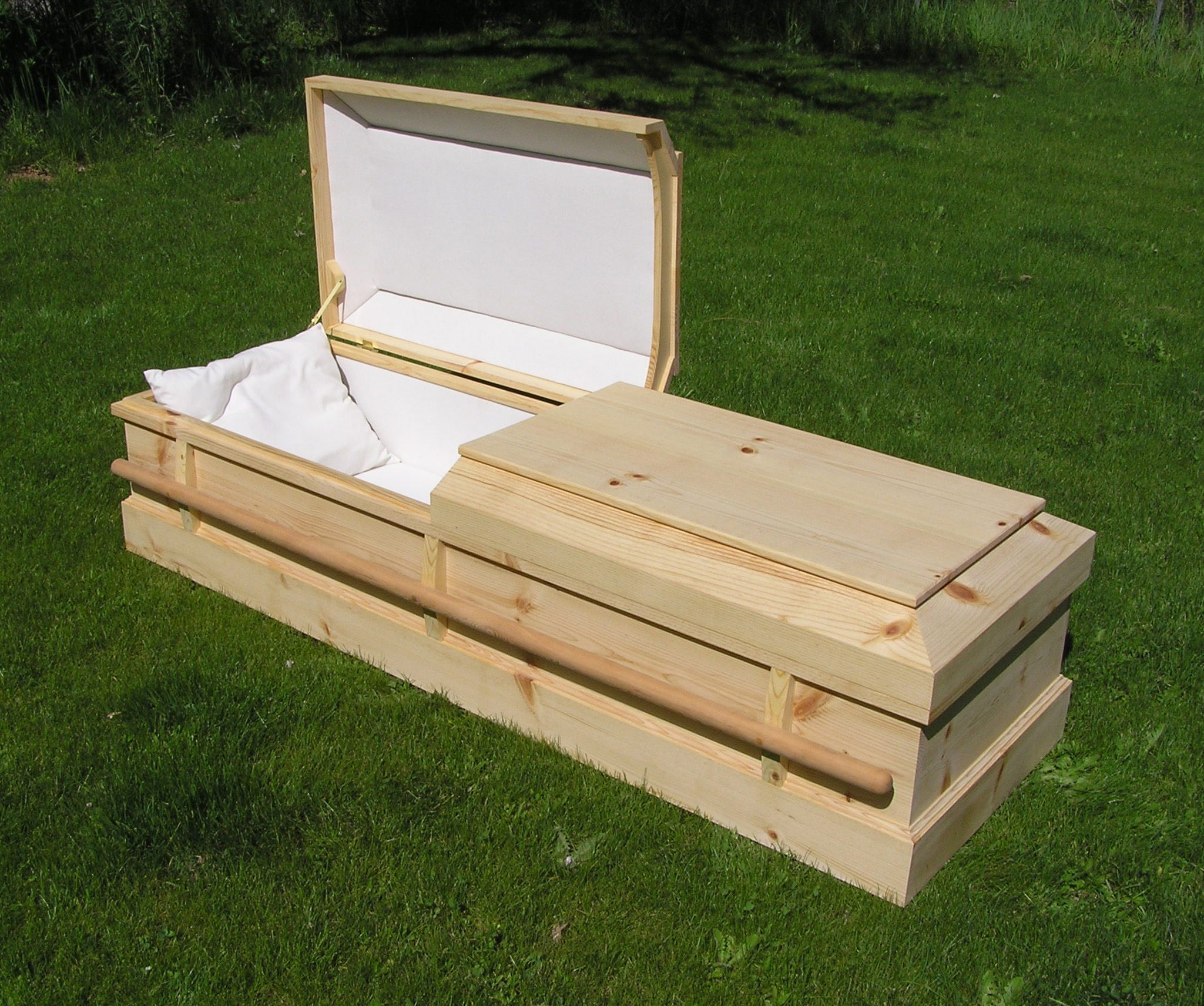 Oregon Wood Caskets page2,green burial, natural burial