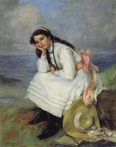 Australian Artist in Paris - Rupert Bunny (1864–1947) ~ Blog of an Art Admirer