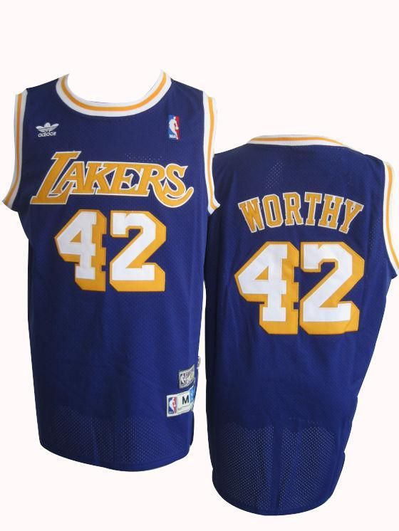 3fcbf4f6edf James Worthy from Los Angeles Lakers