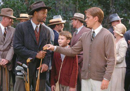 Cast Of The Legend Of Bagger Vance