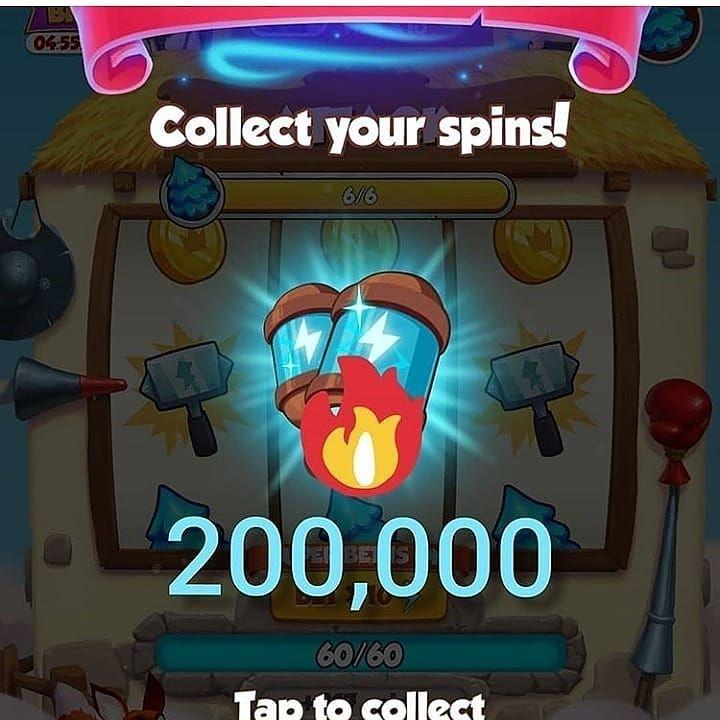 Coin Master Bonus Spin