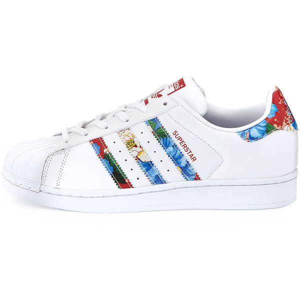 Adidas Superstar Multicolor Stripe