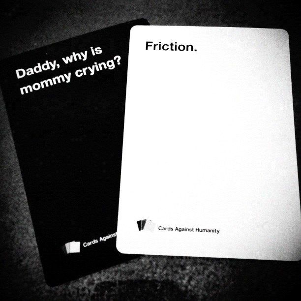 The 21 Worst Cards Against Humanity Cards To Play Around