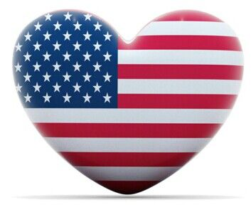 Pin By Eli T On Usa Flag Icon Heart Icons Flag