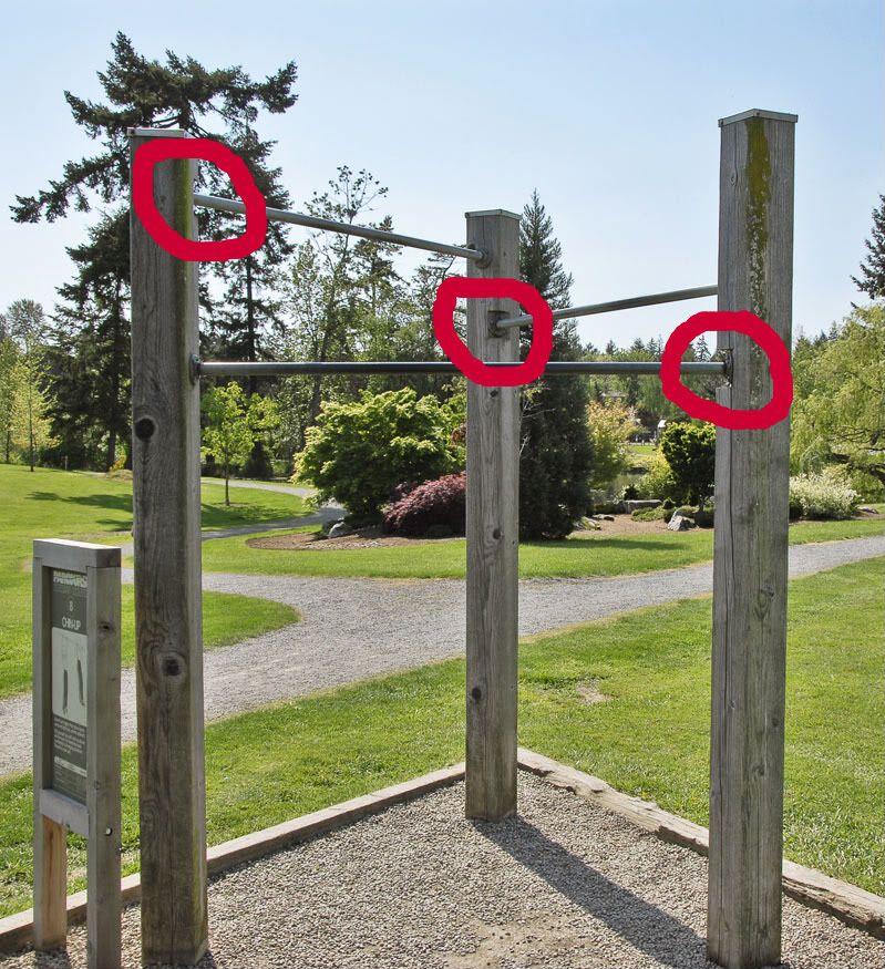 Pin by John Murphy on Program Opps Pinterest – Backyard Pull Up Bar Plans
