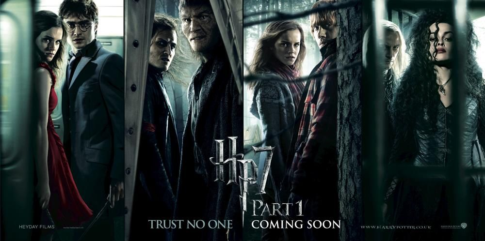 Harry Potter And The Deathly Hallows Harry Potter Potter Deathly Hallows