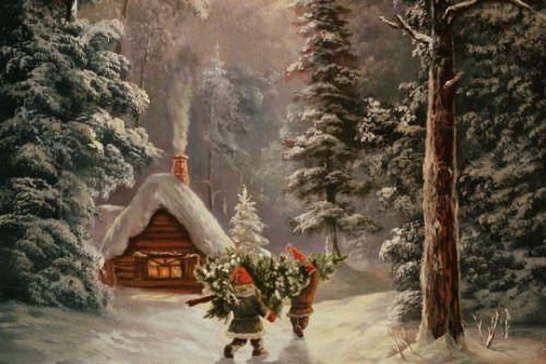 joyeuxno-el:  A Merry Little Christmas Blog ☕️