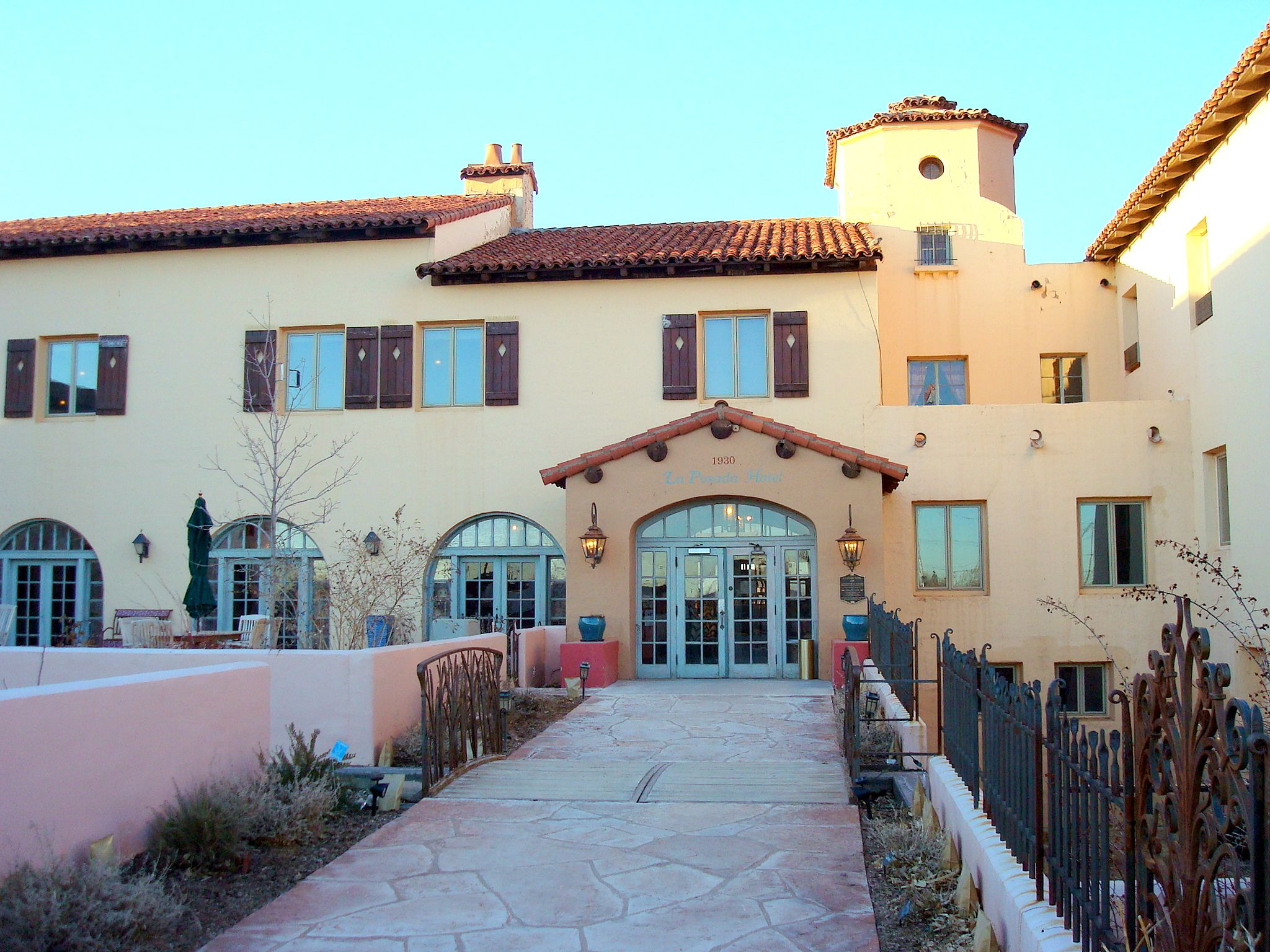La Posada Hotel Winslow Az Last Of The Great Railroad Harvey House Hotels A Must See