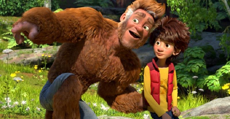 Bigfoot Junior 2 2020 Dublat In Romana In 2021 Bigfoot Junior Character