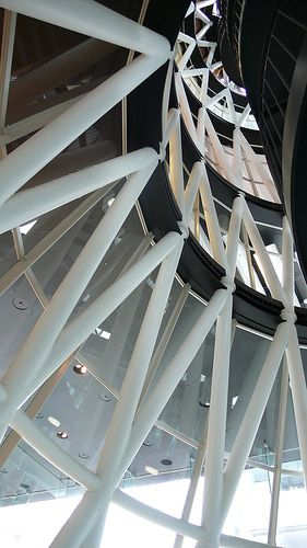 Flashback: Sendai Mediatheque / Toyo Ito >#architecture #Design #build #building #architectural #architect @Mad4Clips