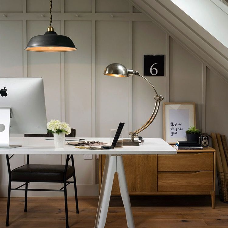 Homeinterior Lighting Ideas: 7 Great Home Office Decoration Ideas That Will Boost Your