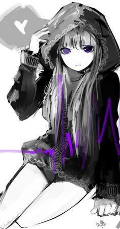Chicas anime cool buscar con google girl anime - Cool anime girl pics ...