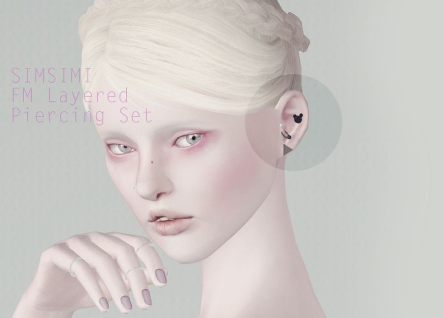 FM LAYERED PIERCING SET Mesh + Texture by simsimi Adult + Both Gender Model : SI-A + Danver ◆ simsimi M Layered Piercing 01 ◆ simsimi F Layered Piercing 01 ◆ simsimi M Layered Piercing 02 ◆ simsimi F Layered Piercing 02 ◆ simsimi FM Tragus Piercing01 ++ Do not re-upload my creations!! ++ ++ If you want to re-edit and share to everyone, please ask permission!!! ++        D O W N L O A D - M..