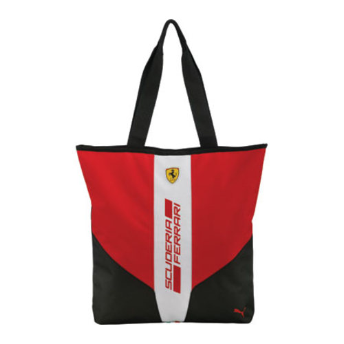 d0dc544b1b PUMA Ferrari Fanwear Shopper in 2019 | Products | Ferrari, Black ...