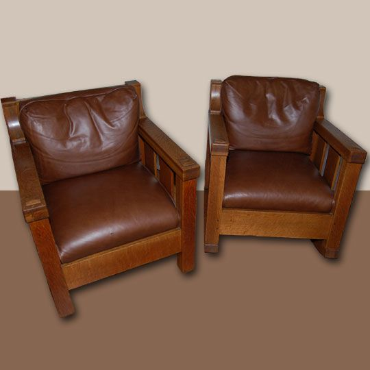 Furniture Arts And Crafts Grand Rapids Chair Company 24913 Rocking Chair Set Chair Furniture