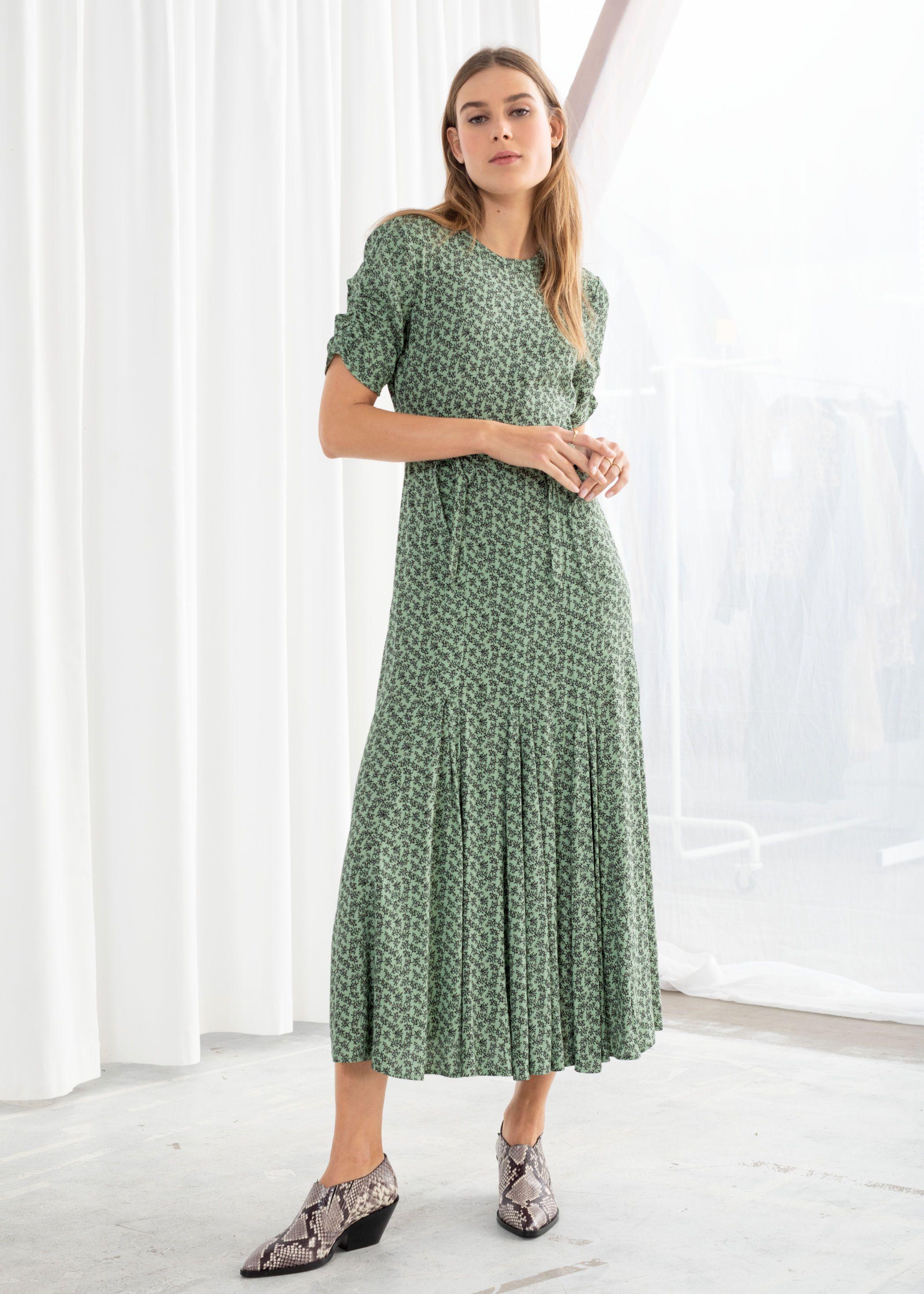 Open Back Floral Midi Dress Floral Midi Dress Midi Dress Dresses