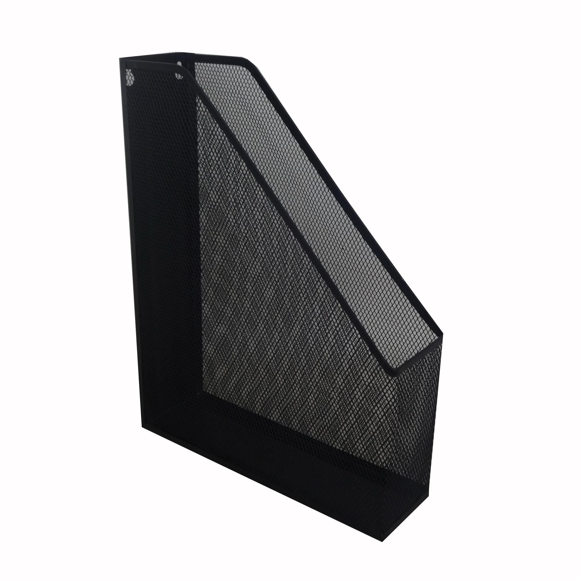 Black Mesh File Holder in 50 (With images)  Black mesh, File holder