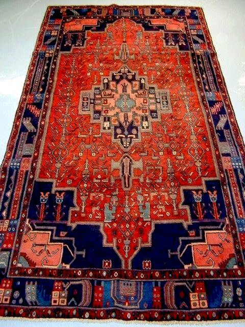 Persian Rugs Guide To The Of Hamadan Region And Related Areas