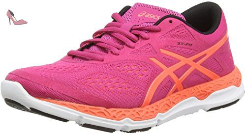 chaussure femme pour courir asics