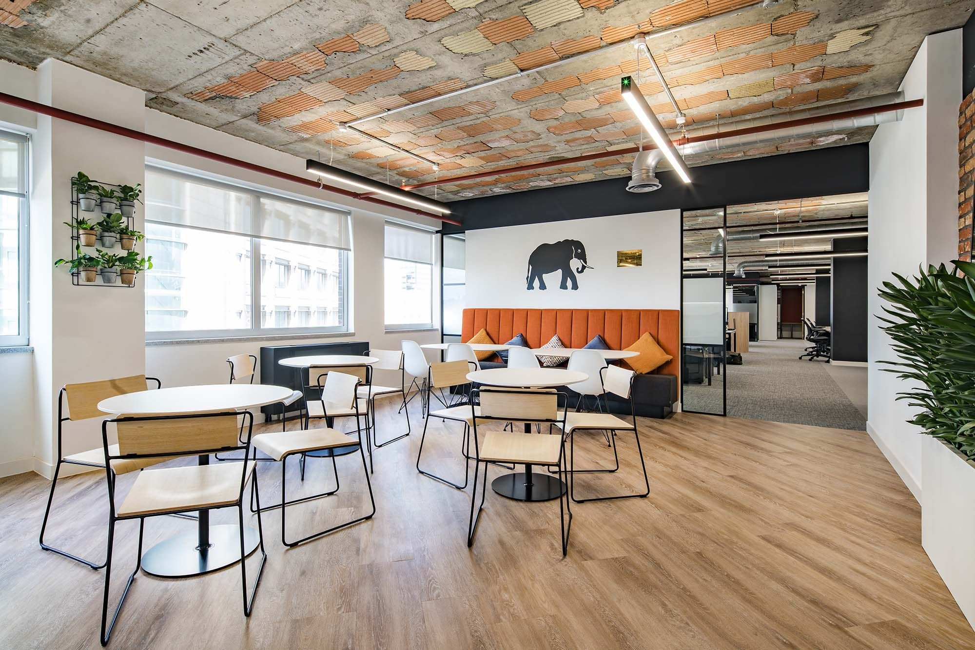 Assala Energy Breakout | Victoria house, Interior design furniture,  Industrial style office