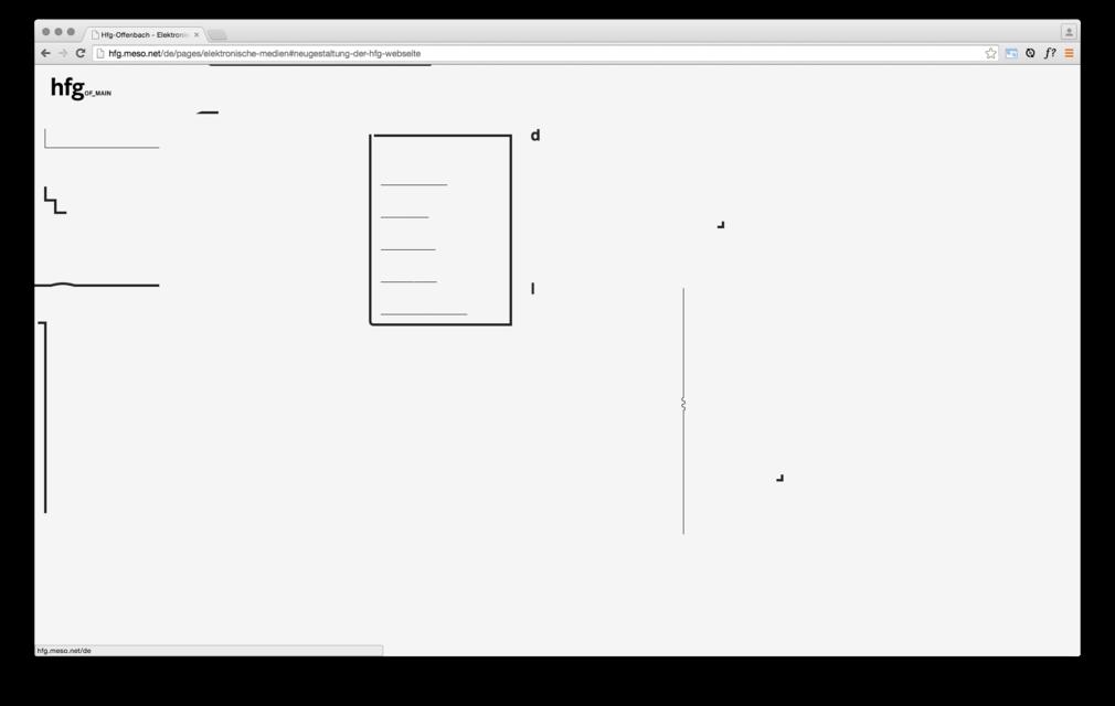 Hfg Web Em 02 Design Pinterest Website Designs