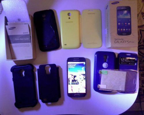 Samsung Galaxy S4 black mini mobile phone  extras  https://t.co/0PThRVSwAj https://t.co/IOx8v6Ke28