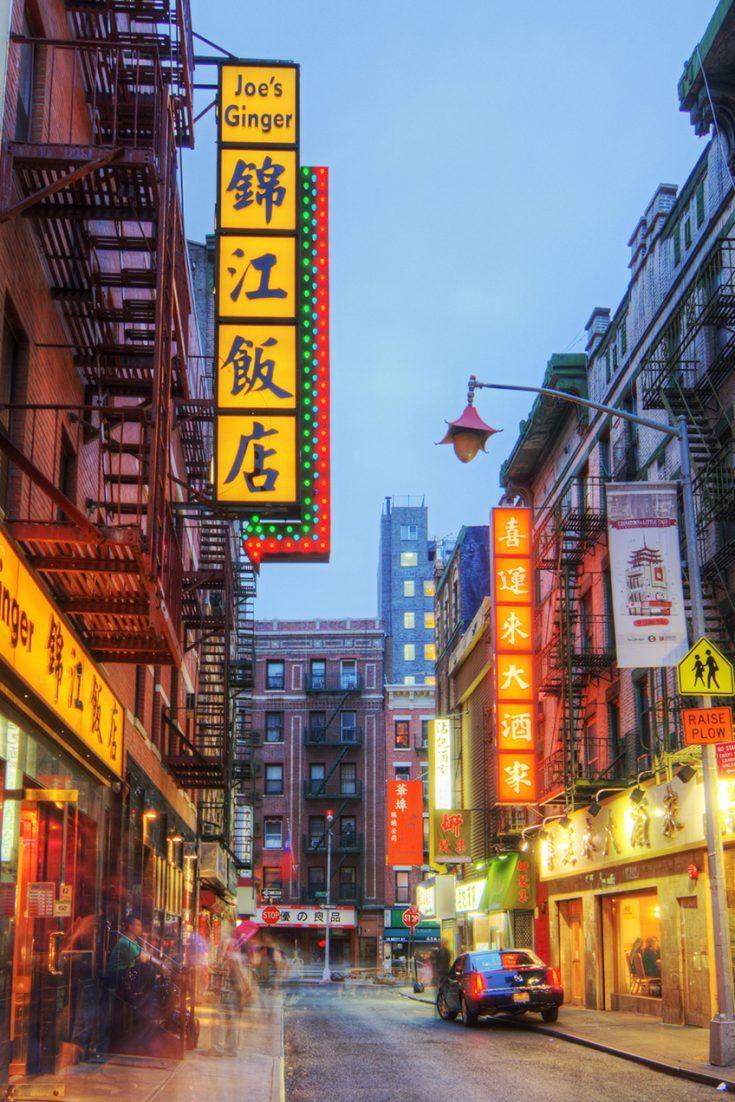 Rediscover Manhattan's Chinatown Chinatown nyc