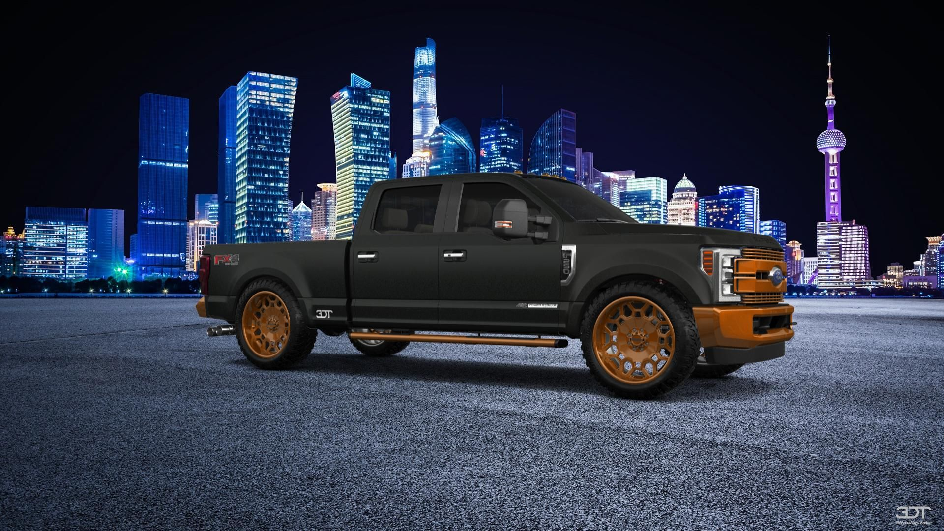 Checkout My Tuning Ford F 250 2018 At 3dtuning 3dtuning Tuning F250 Tonneau Cover Ford