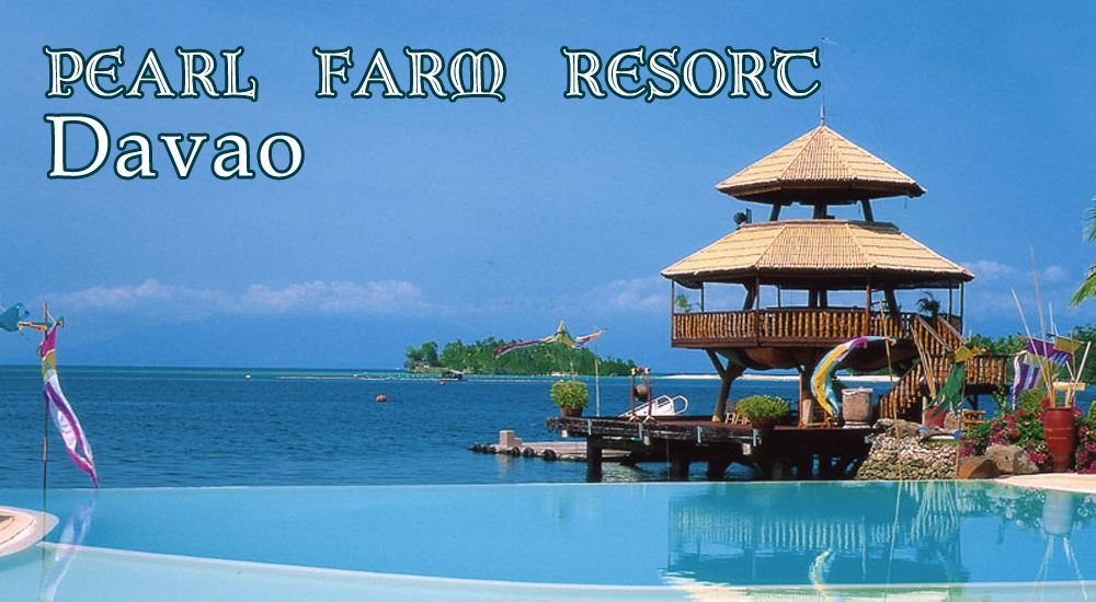 Pearl Farm Beach Resort Is Located In Samal Island Of Davao City The Southern Philippines With First Cl Facilities That Can Compete Other Top