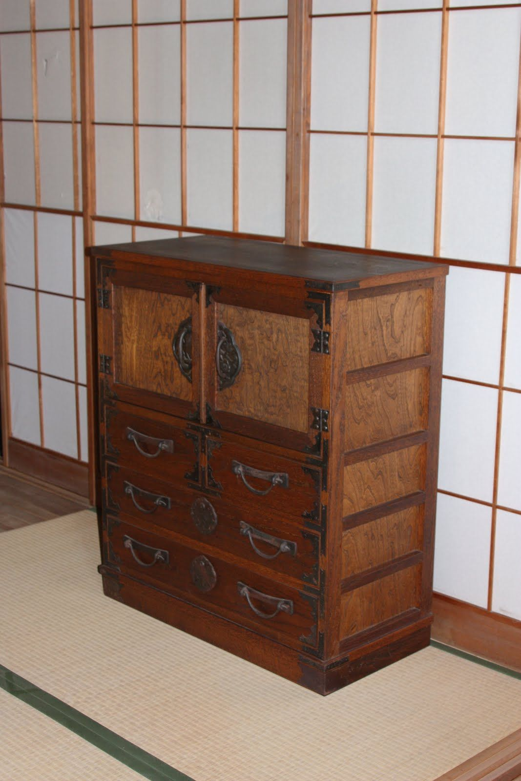 Superb Japanese Dresser   Bing Images
