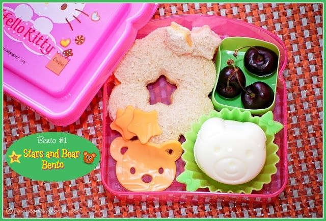 Pinay In Texas Cooking Corner: Easy Kids' Bento Ideas