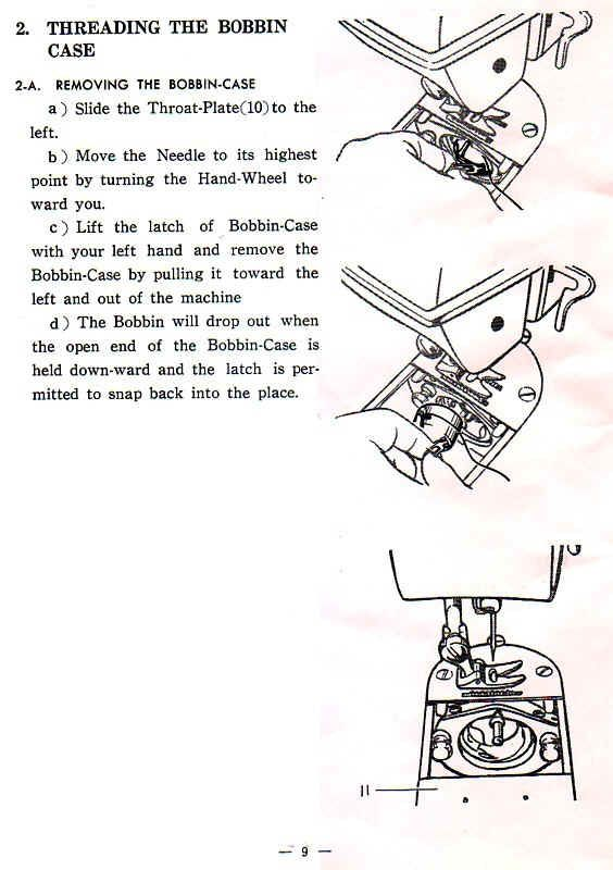 Nelco JA 40 Sewing Machine Threading Diagram Rare To Find Free Awesome How To Thread A Vintage Nelco Sewing Machine