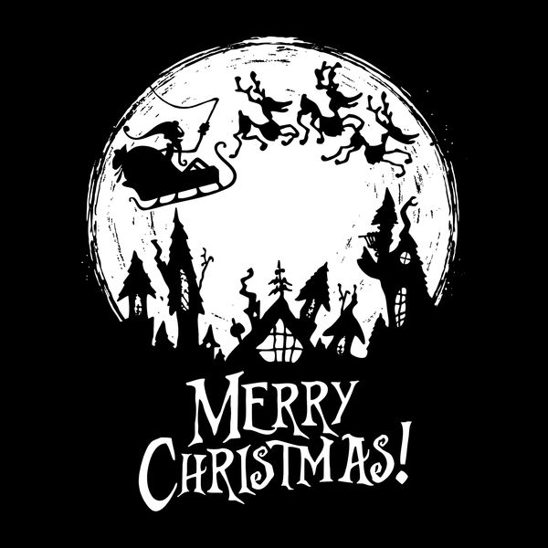 Merry Christmas Neatoshop Merry Christmas Nightmare Before Christmas Merry