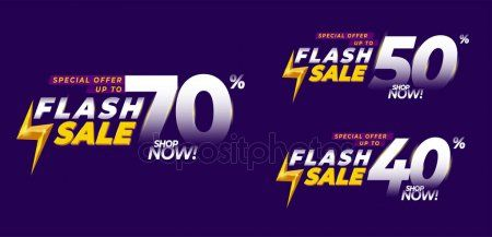 Bndle Special offer flash sale banner design title flyer or poster up to 40 o