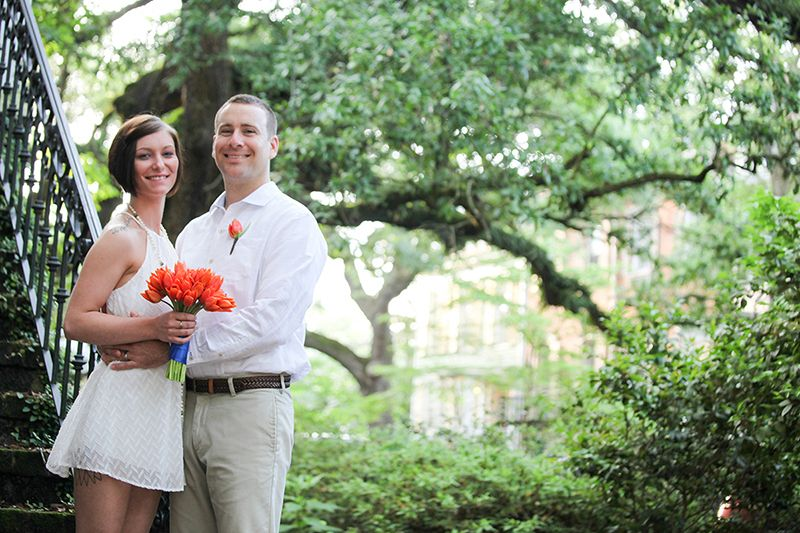 Elope To Savannah Offers Intimate Wedding Packages