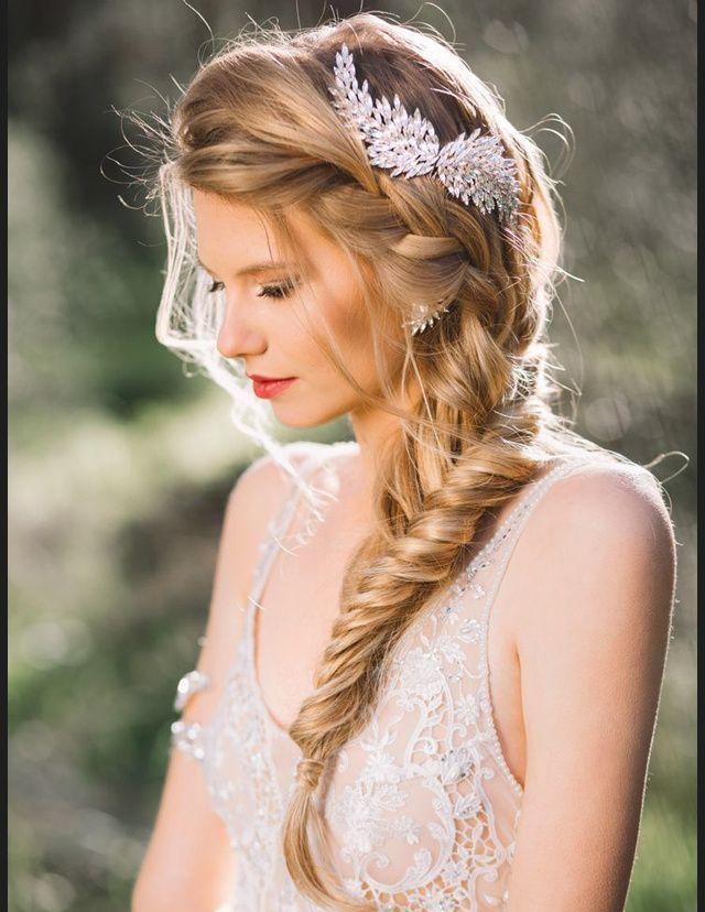 46++ Tresses mariage coiffure inspiration