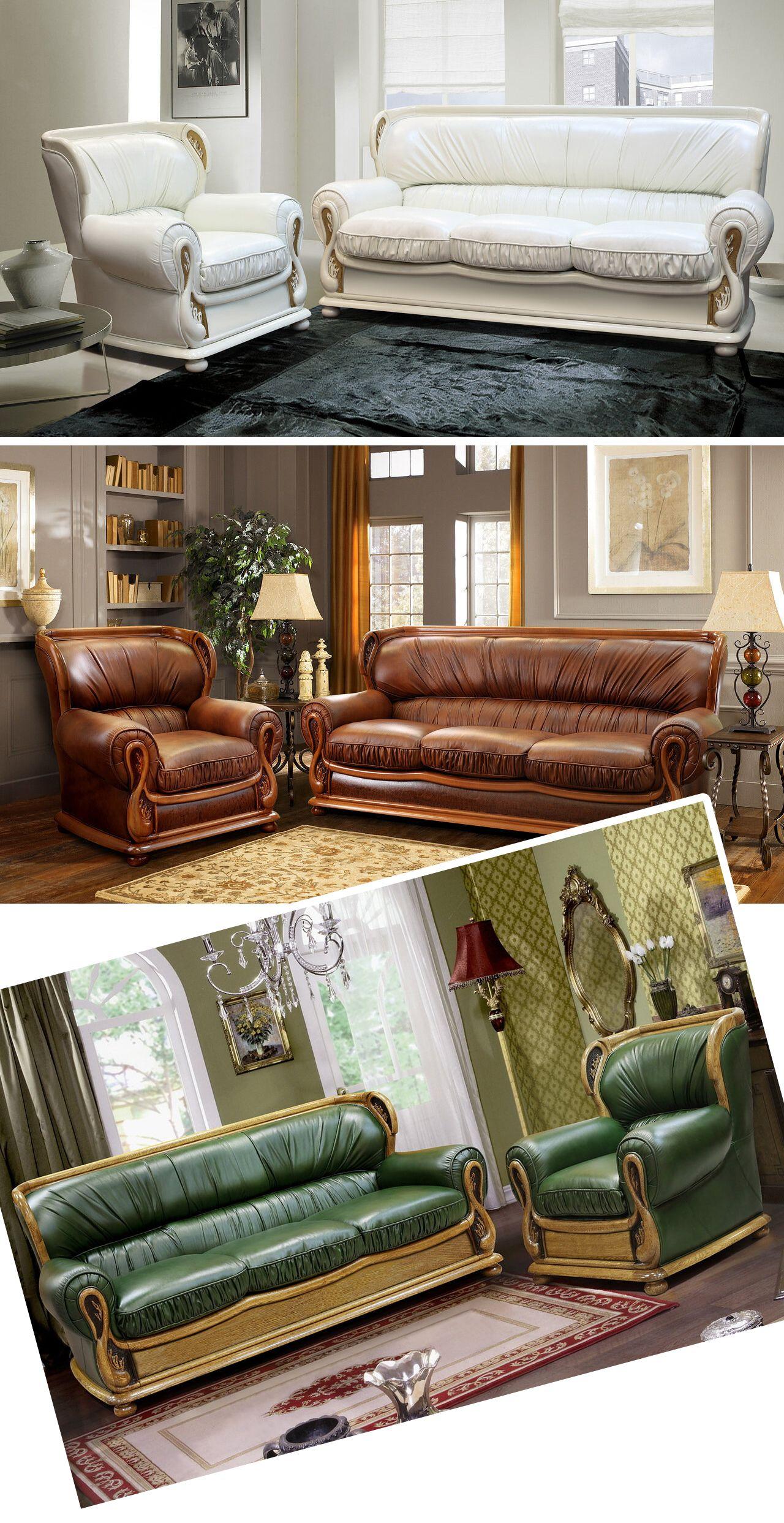 Oxford Ledercouchgarnitur Im Englischen Design Couch Mit Schlaffunktion 2 Sessel Couch Mit Schlaffunktion Couch Haus Deko