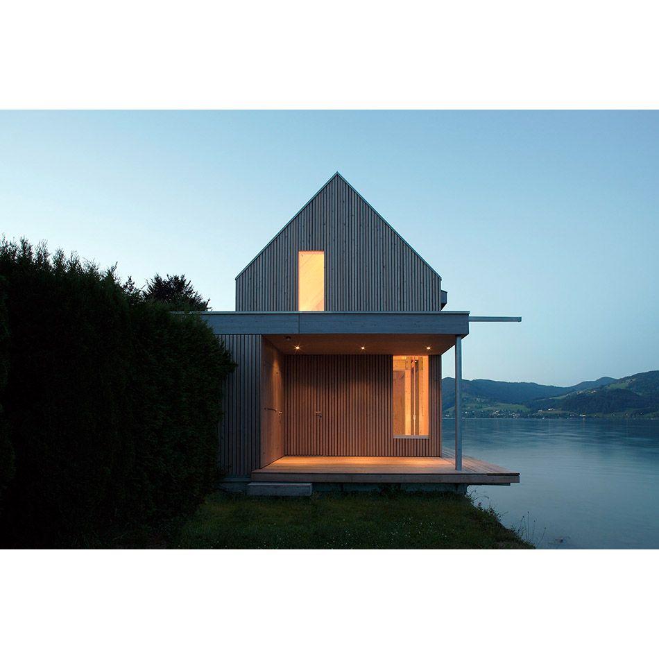 0088 Ferienhaus Haus Am See Lhvh Architekten: Architekten Luger