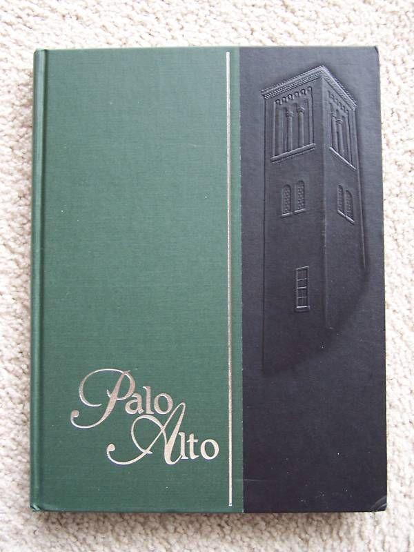 2001 PALO ALTO HIGH SCHOOL, YEAR BOOK PALO ALTO CALIFORNIA