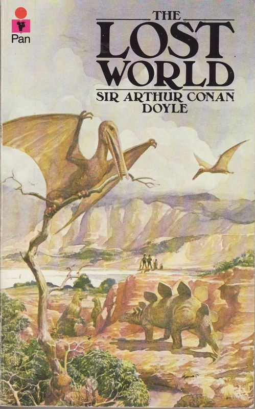 The Lost World, by Arthur Conan Doyle: FREE Book Download