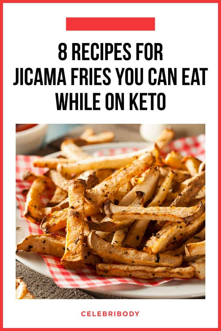8 Recipes For Jicama Fries That'll Make You Ditch Potatoes