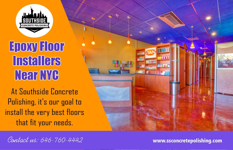 Epoxy Flooring Epoxy floor, Polished concrete, Concrete