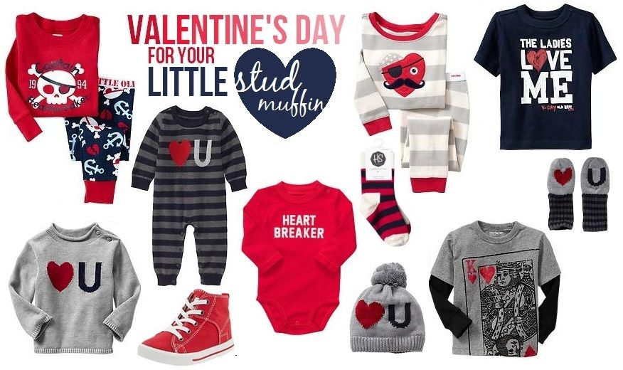 Valentineu0026#39;s Day Favorites For Baby Boy | Garvin U0026 Co. Blog | Pinterest | Boys And Babies
